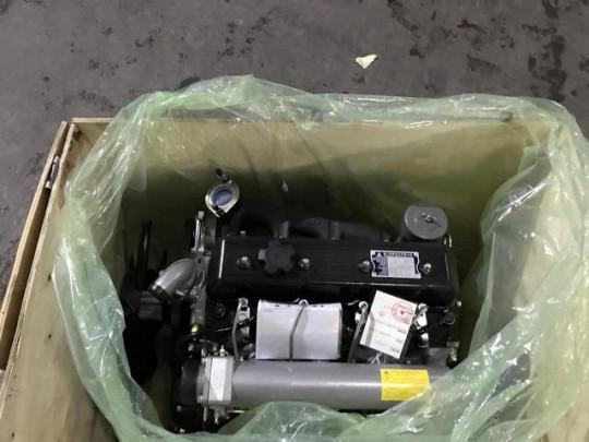 Двигатель XINCHAI A490BPG новый в сборе