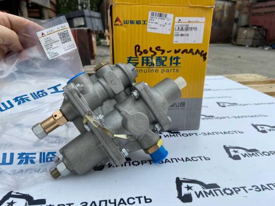 Клапан воздушный 4120000084 SH380A-3511010