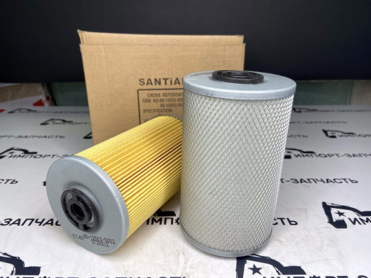 Фильтр топливный 65-12503-5002/65-12503-5004