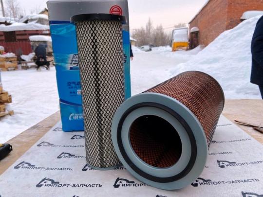 Фильтр воздушный WEICHAI 13023273 KW2139 ORIGINAL