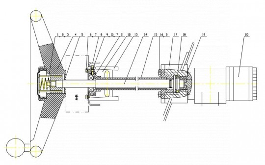 Гидроусилитель рулевой CDM833