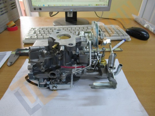 Карбюратор Nissan K21 N-16010-FU400