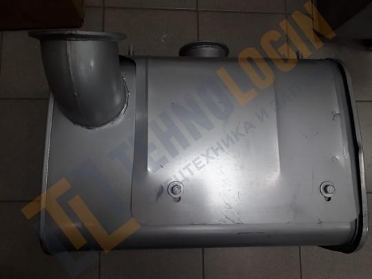 Глушитель SHAANXI F3000 SX3315DT