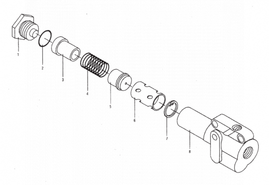 Клапан поддержания постоянной скорости протекания жидкости LW500F