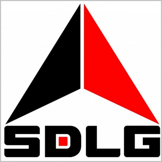 SDLG зубья ковша