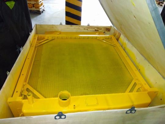 Радиатор SHANTUI SD16 16Y-03A-03000