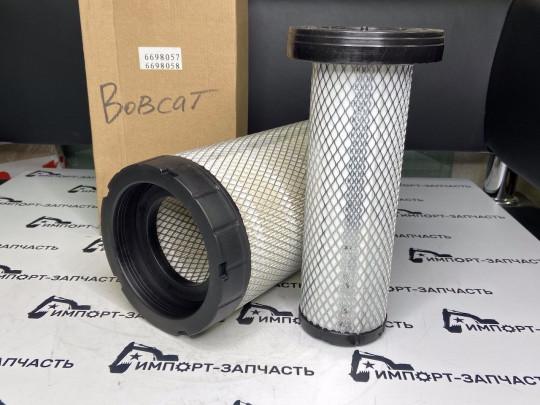 Фильтр воздушный BOBCAT 6698057 6698058