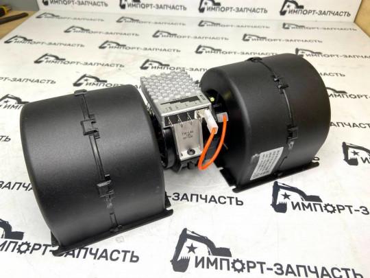 Моторчик отопителя ZHF-272TS 24V